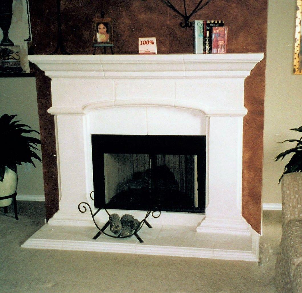Prime Stately Arched Balboa With Pedestal Base Fyre Stone Home Interior And Landscaping Synyenasavecom
