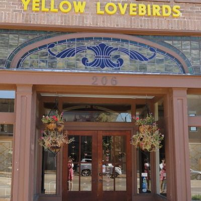 Yellow Lovebirds Boutique