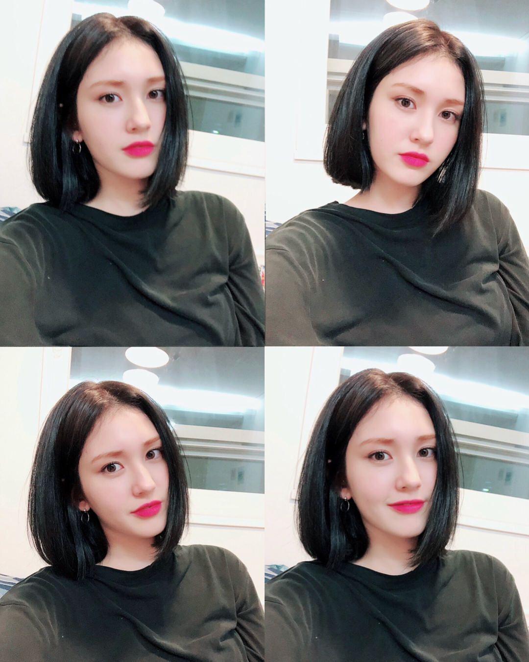 jeon somi 2018 in 2019 | jeon somi, somi, kpop hair
