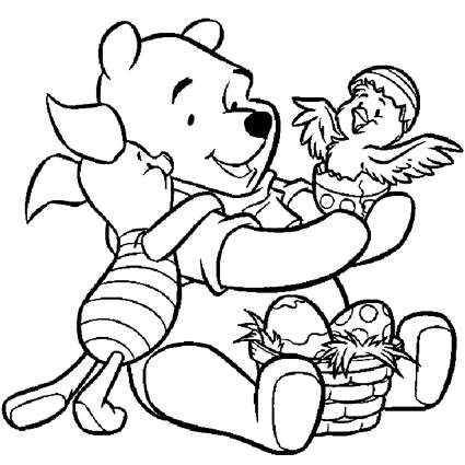 Coloring Pages Of Piglet Google Search Easter Coloring Pages Disney Coloring Pages Kids Printable Coloring Pages