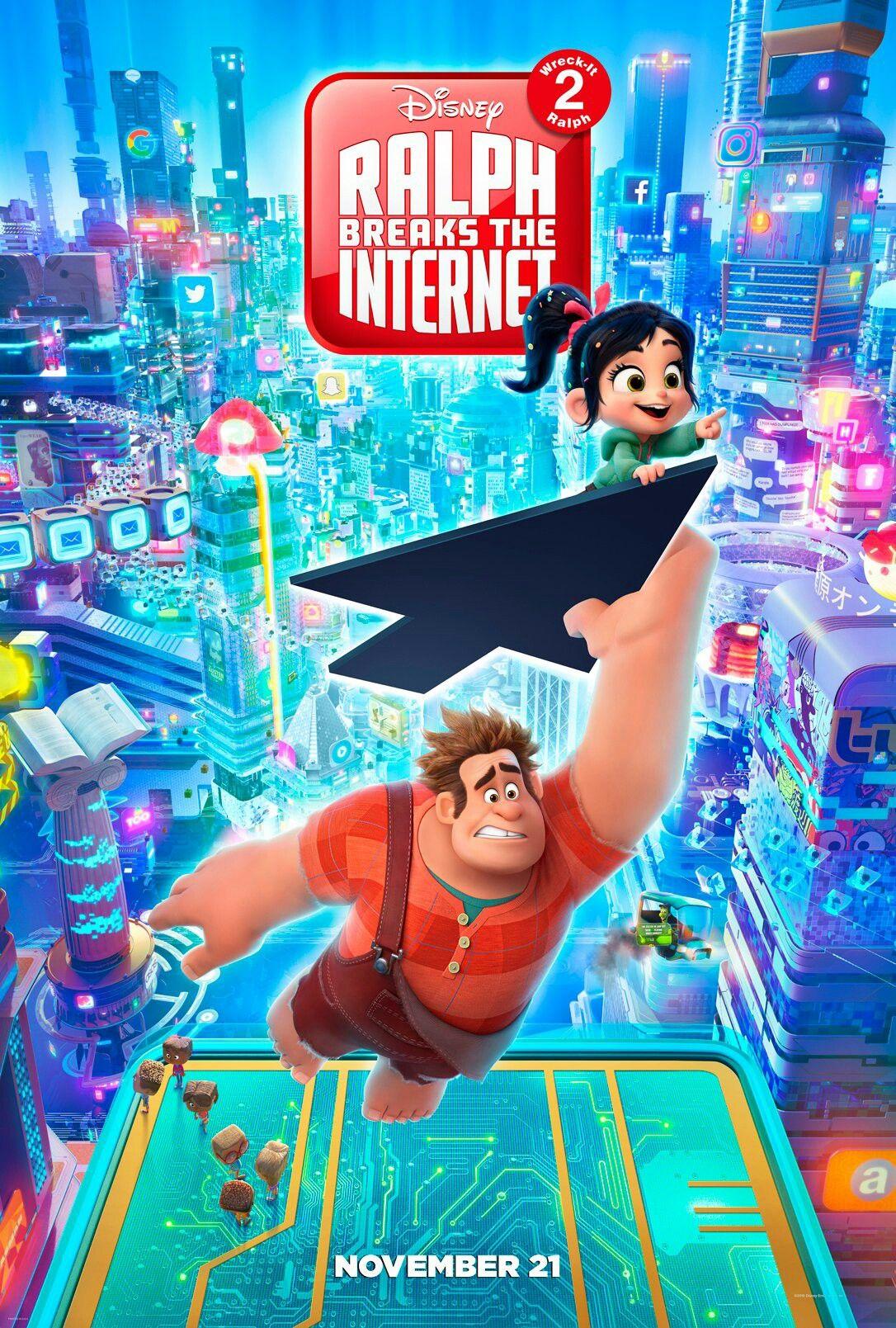 Wreck It Ralph Peliculas Infantiles De Disney Ver Películas Gratis Online Peliculas Completas Hd