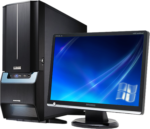 Computer Desktop Pc Png Image Computer Desktop Computer Computer Repair Services