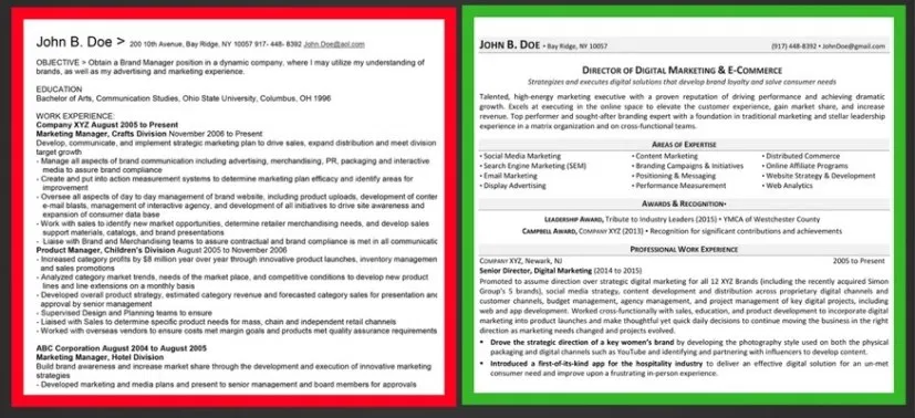 Best Resume Template 9 Ways to Update Your Resume in 2020