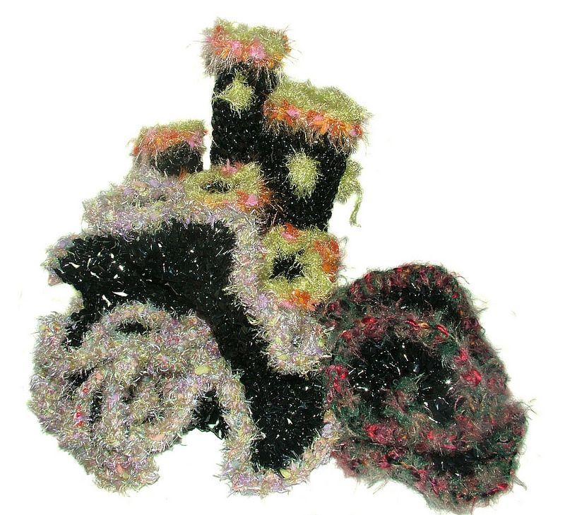 crochet coral reef 7