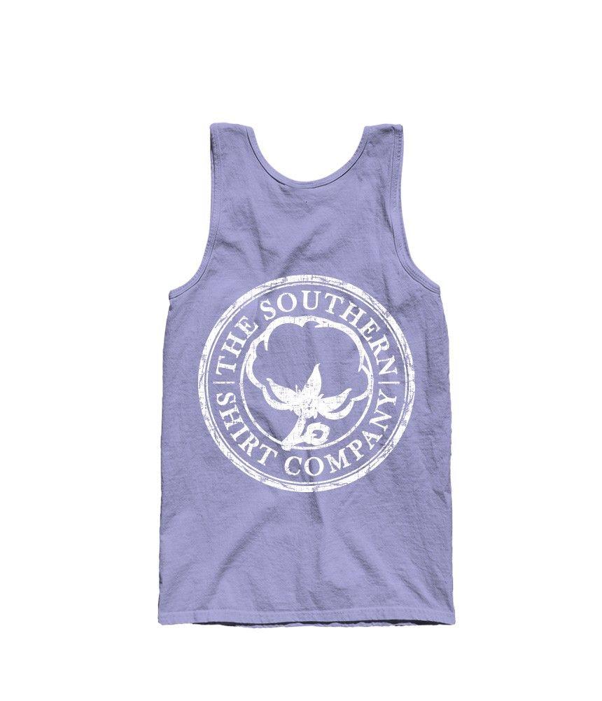 Salt Wash Tank Top - Tank Tops - Shop | The Southern Shirt Company