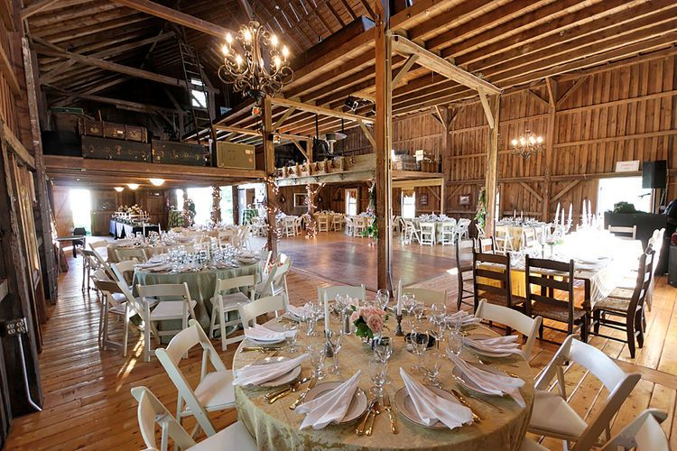 Connecticut Wedding Venues: Tyrone Farm in Pomfret CT ...