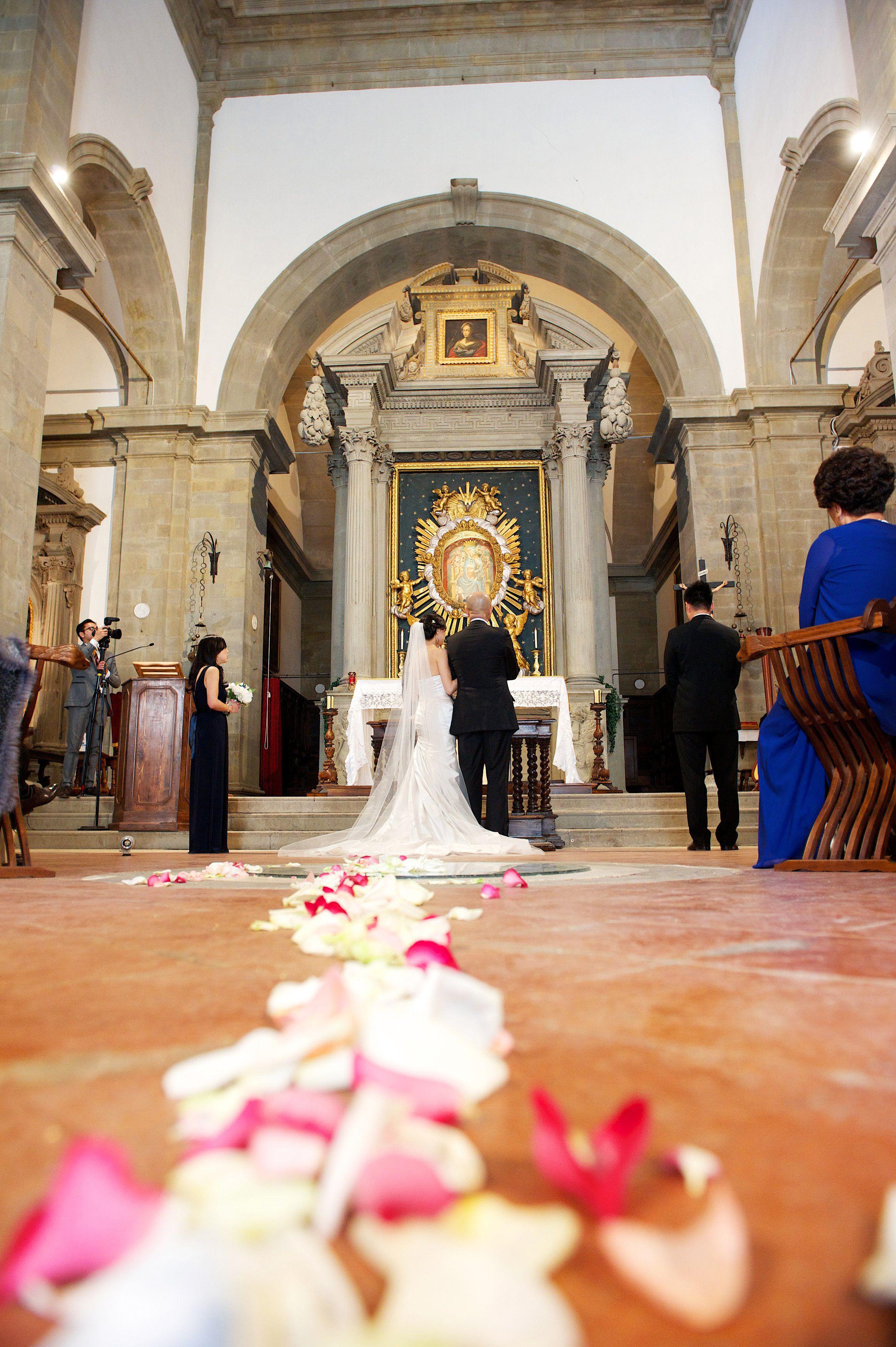 Meena & Kenny's Wedding in Cortona, Italy December 30