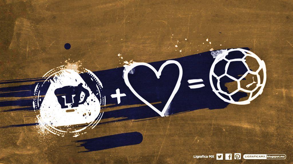 #PumaMX #Pumas #UNAM #LigraficaMX #ElFútbolNosInspira