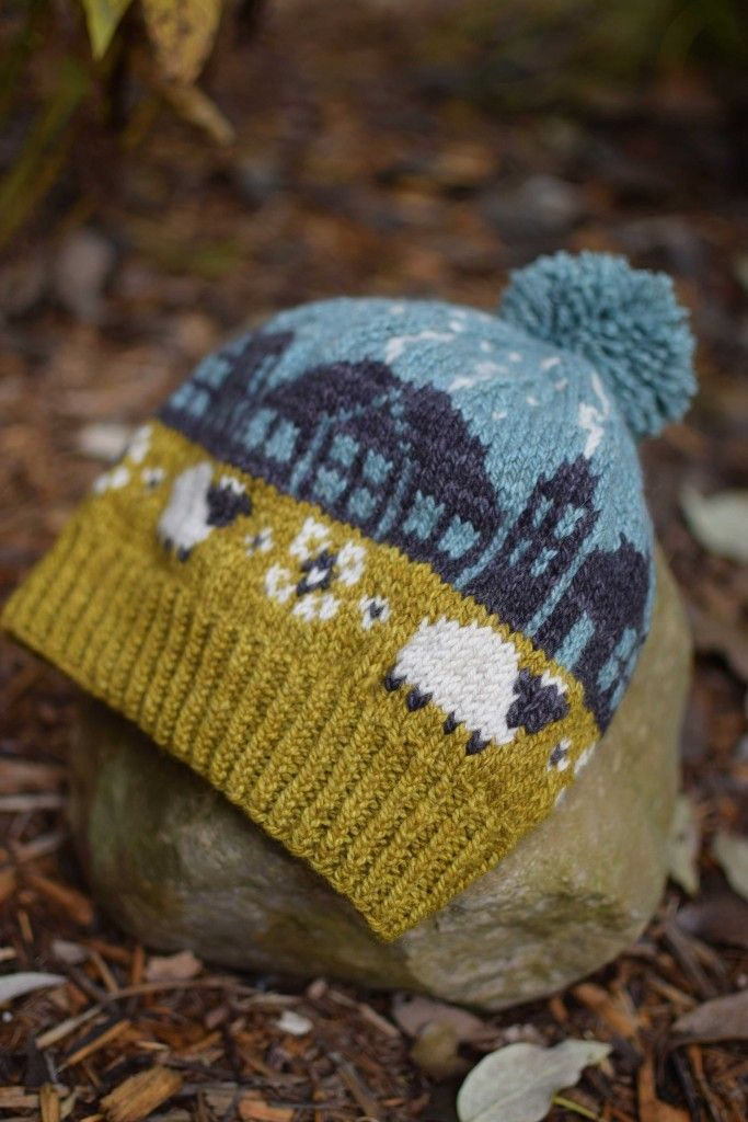 Shetland Trip and Two New Hats (The Plucky Knitter) | Knit hats ...