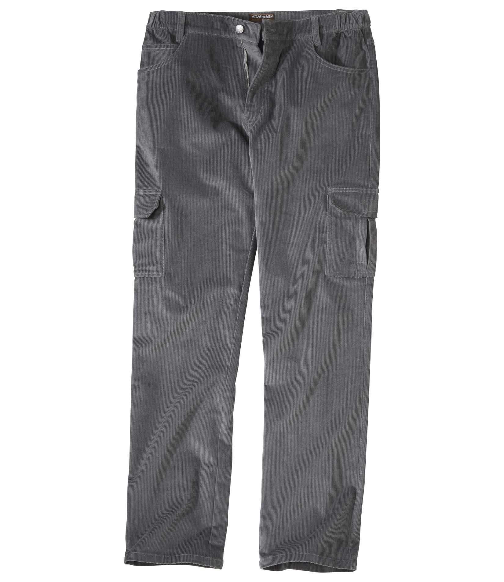 Pantalon Velours Battle Confort Stretch  #discount#promo#atlasformen#formen#shopping#