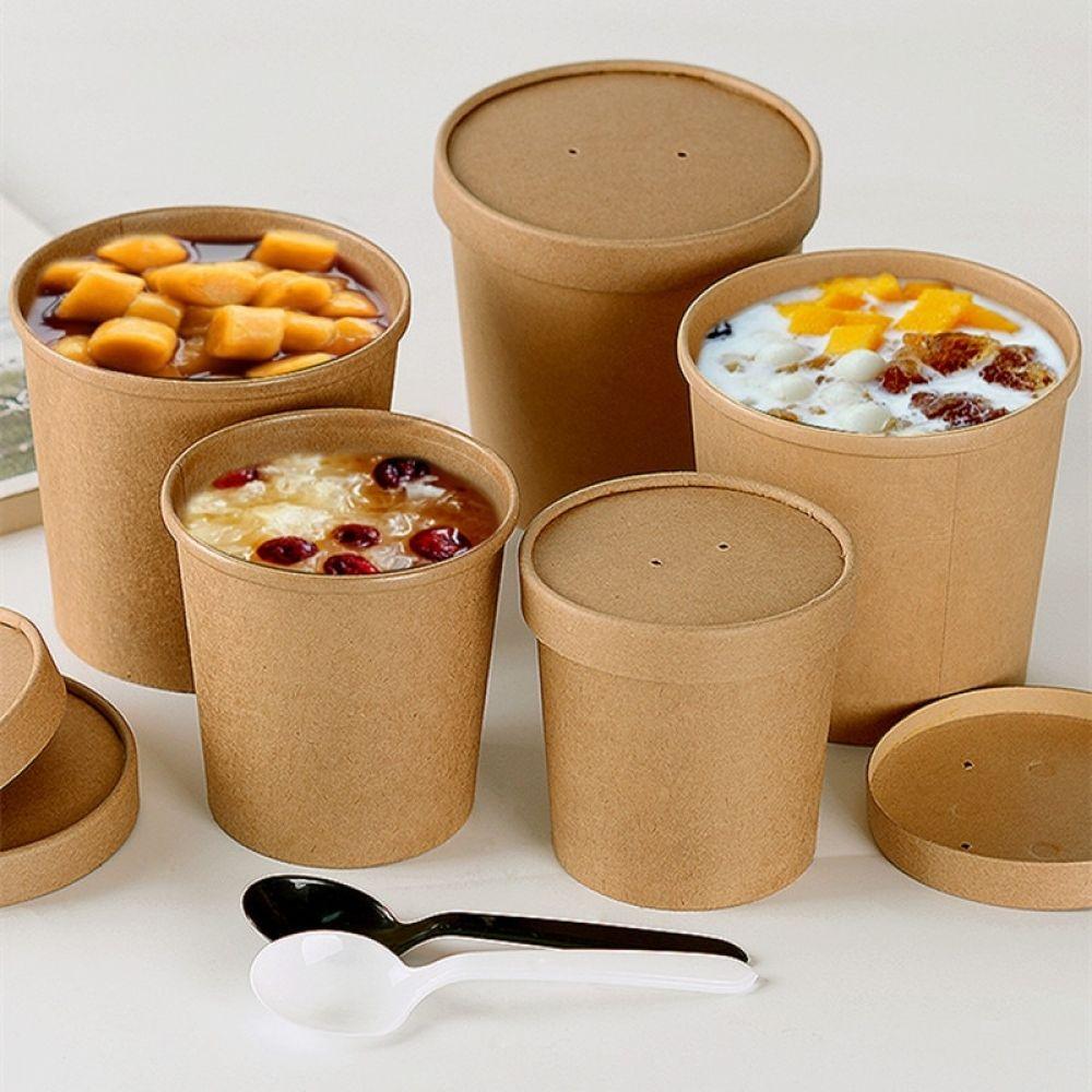 46+ Brown kraft paper cup information