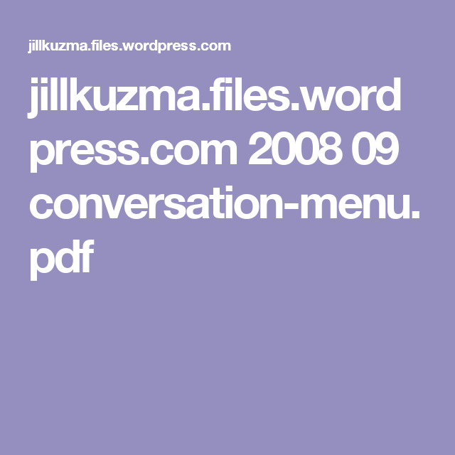 Jillkuzma.files.wordpress.com 2008 09 Conversation-menu