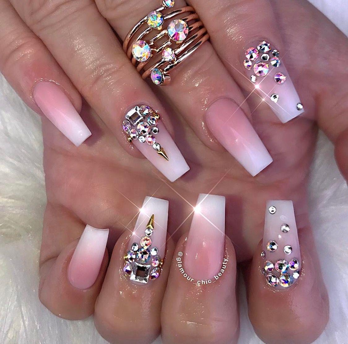 Pin by Melanie Aleman on Nails | Pinterest | Nail nail, Exotic nails ...