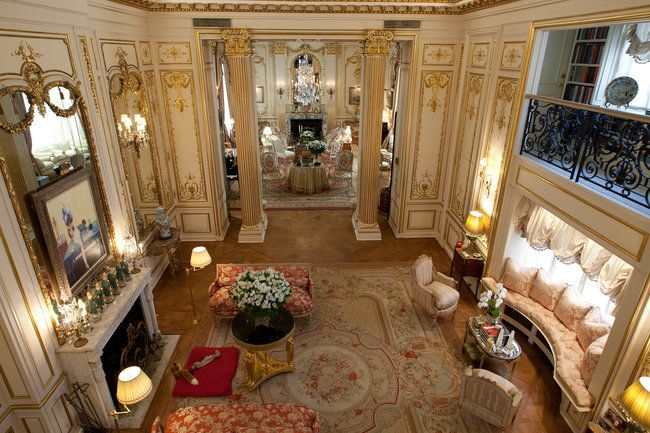 Joan Rivers Apartment joan rivers's penthouse on east 62nd street. the triplex, which