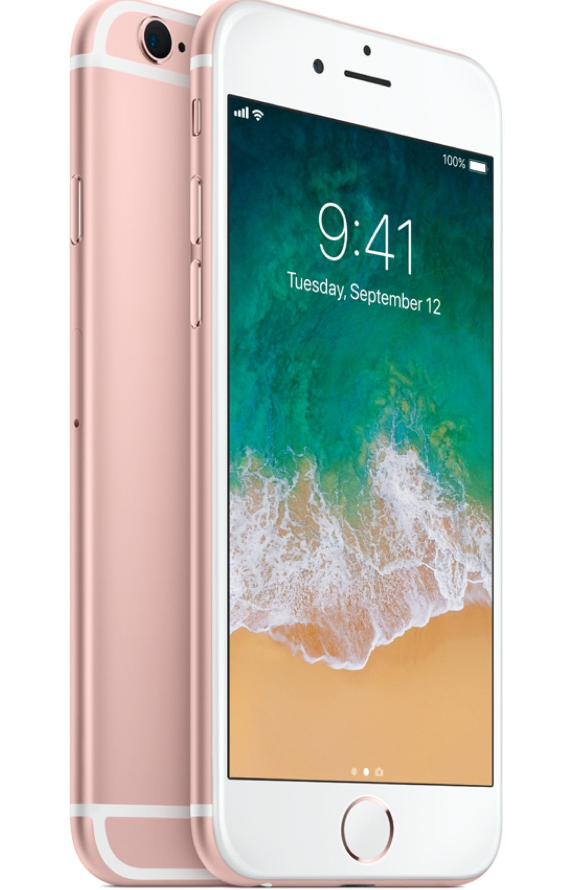 Apple iphone 6s 32gb rose gold main image 3
