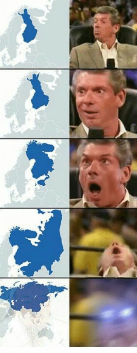 Make Finland Great Again