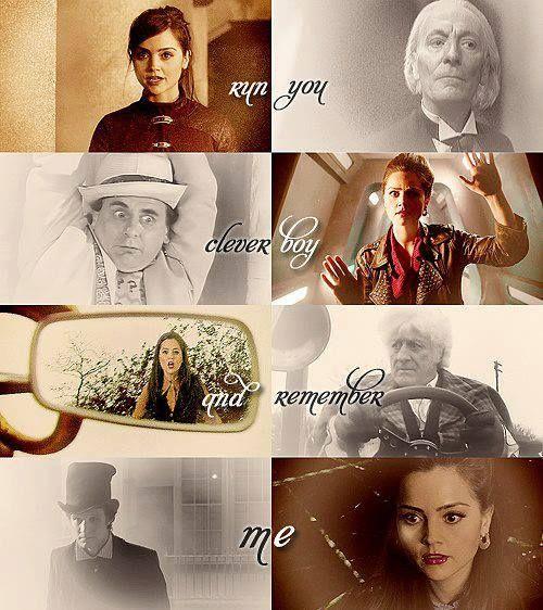 Doctor Who Doctor Who Doctor Who Clara Clara Oswald