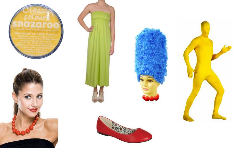 Marge Simpson Costume Simpsons costumes, Fancy dress diy