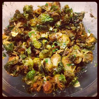 The Philly Foodist: Recipe: Deep Fried Brussels Sprouts with Caesar D...