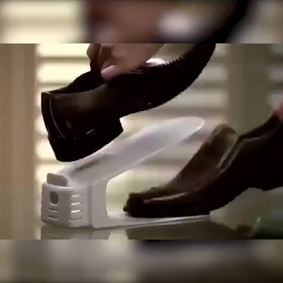Photo of Height-adjustable shoe doubler