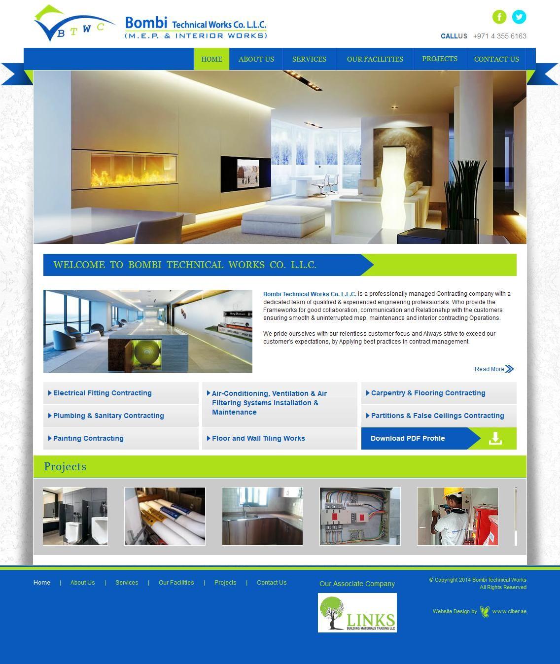 Bombi Technical Works Company, Llc 23, 12 Street M Floor, Office M05
