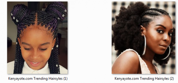 Latest Braids Hairstyle In Kenya Latest Braids Hairstyle In Kenya Latest Braids Hairstyle In Kenya By Michelle Tyrene Johnsonkansa Di 2020 Gaya Rambut Rambut Kenya
