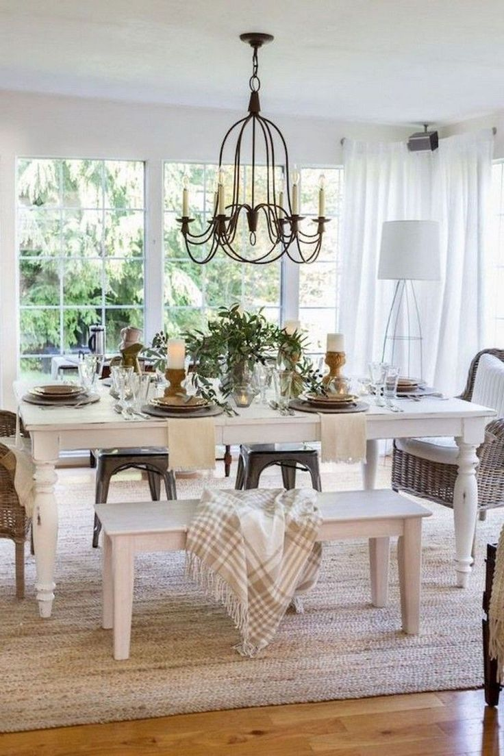 45 Luxury French Country Dining Room Decor French Country