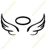 Photo of Tattoo ideas in memory of mom angel wings 23+ Ideas