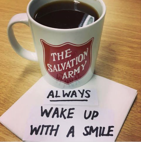 Here S A Little Motivation For Your Monday Mondaymotivation Salvation Army Salvation Monday Motivation