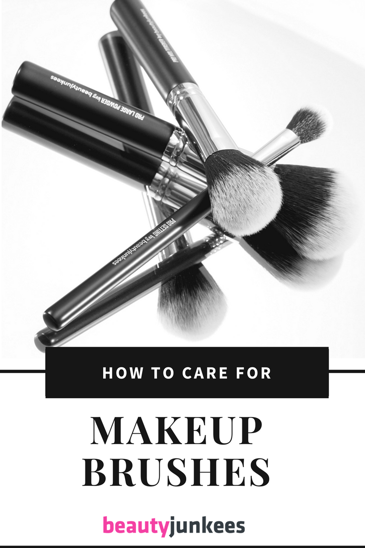 Photo of How To Care For Makeup Brushes