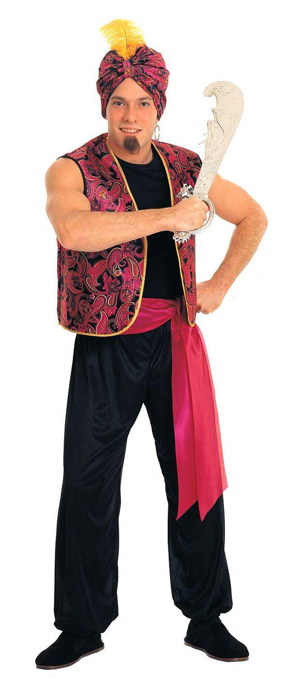 arab sultan costume - arabian costumes | halloween | pinterest