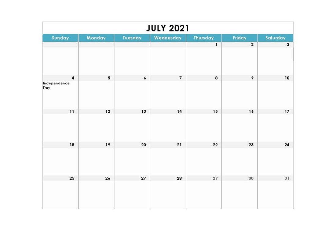 calendar 2021 fillable weekly for time saving printable ...