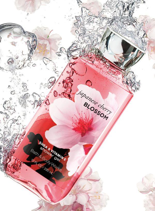 Japanese Cherry Blossom Fragrance Bath And Bodyworks Bath And Body Japanese Cherry Blossom