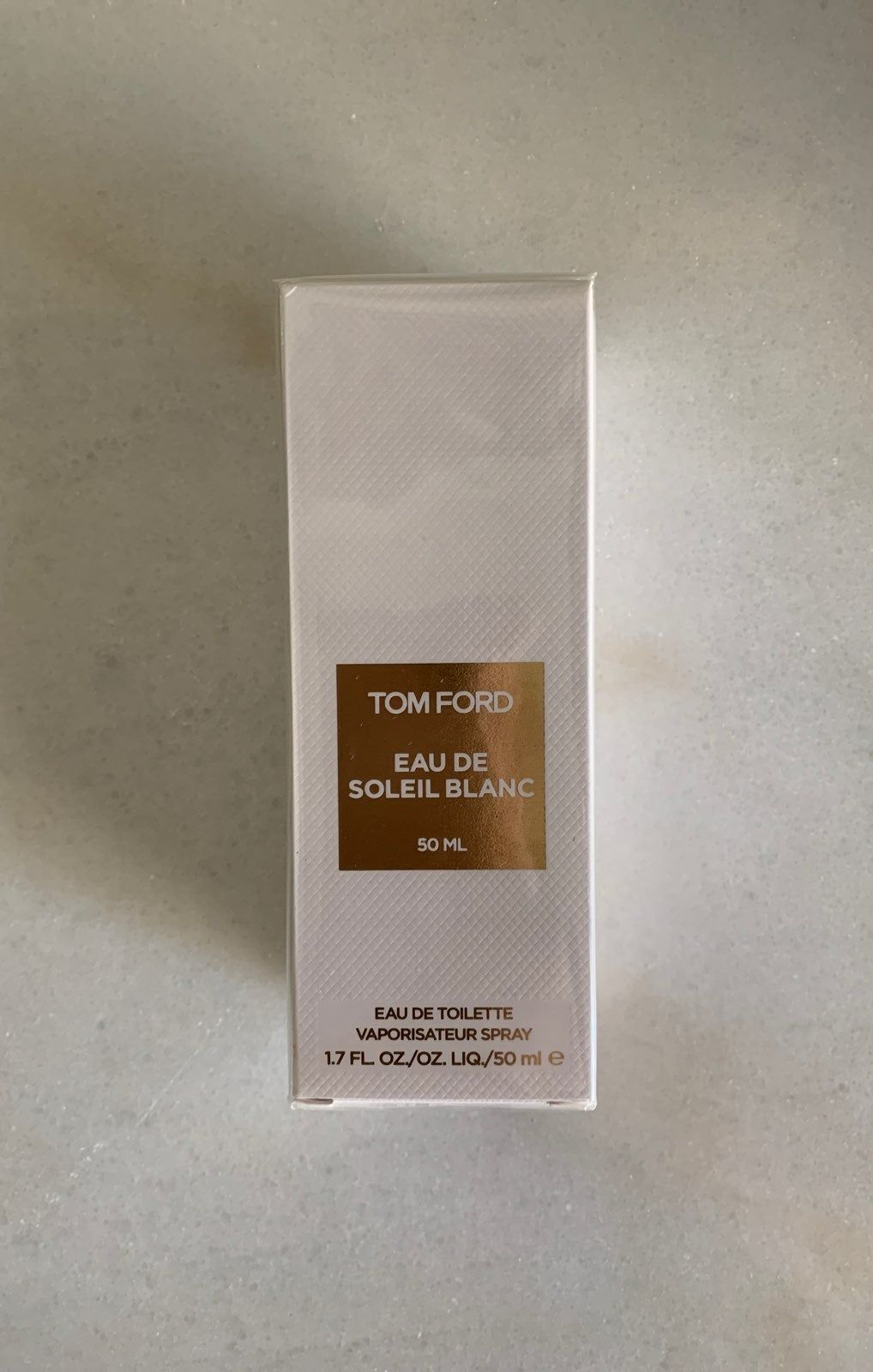 Tom Ford Eau De Soleil Blanc 50ml Eau De Toilette Spray Brand