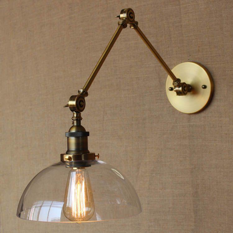 Industrial Vintage Retro Wall Light Bar Home Bedroom Lamp Fixture   U3