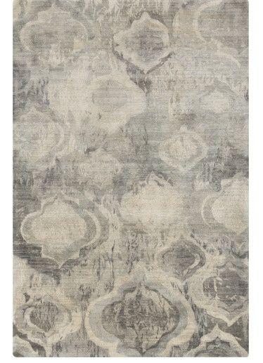 Aquarelle Grey Contemporary Rug Area Rugs Modern Area Rugs Rugs