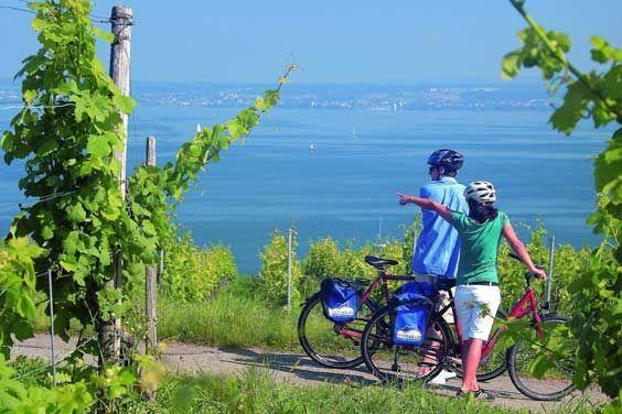 Bodensee Radweg Service Radreisen Infos Hotels Bodensee