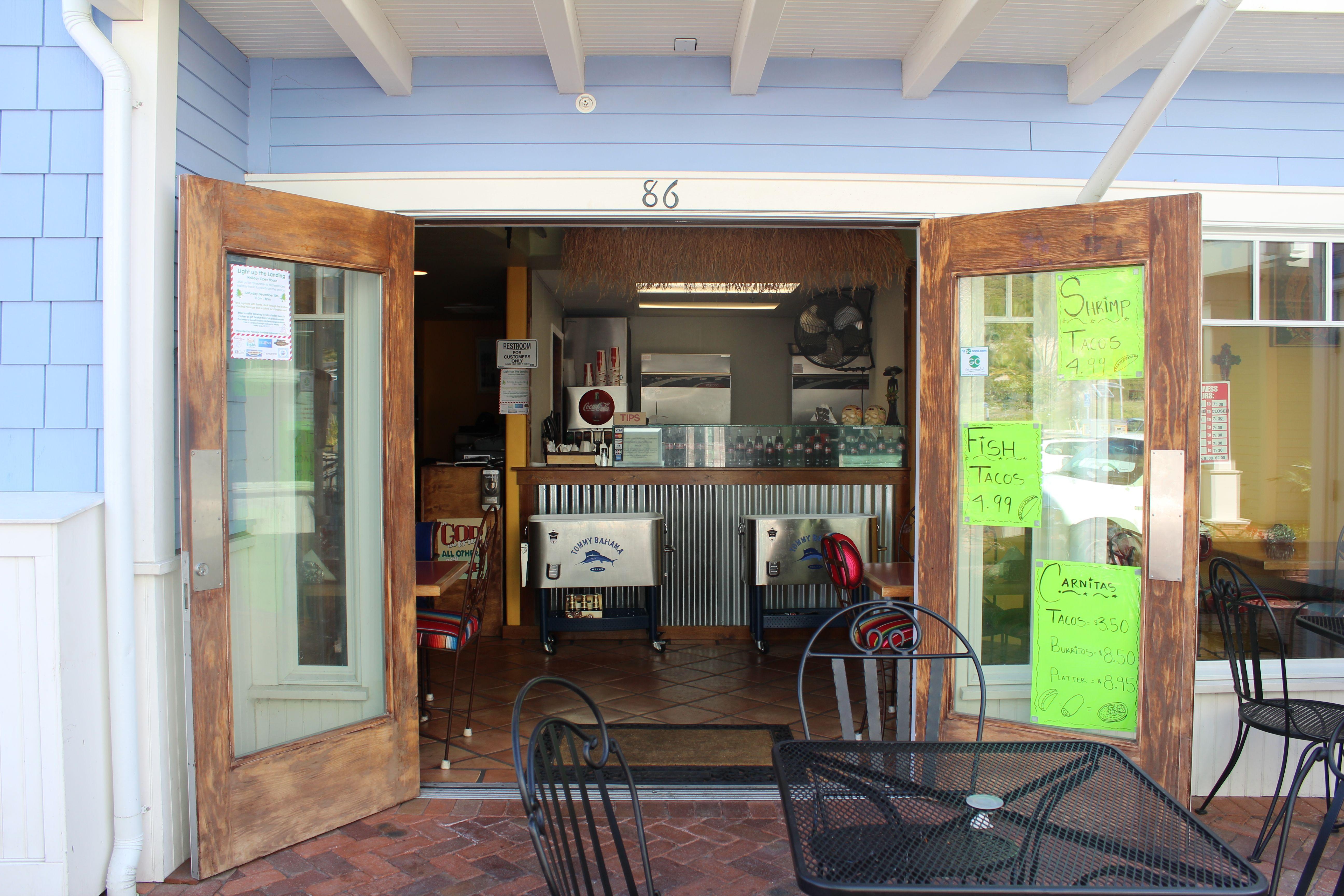Taco Shack Avila Beach Restaurants & Food Taco shack