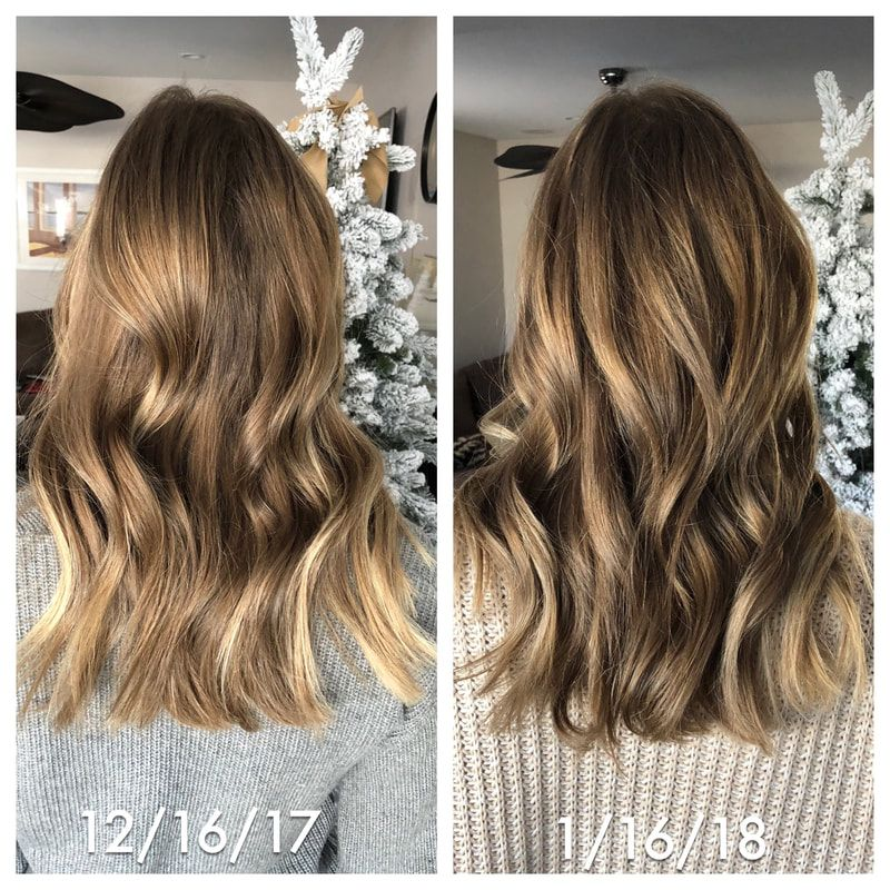 Pin by Amber on Hair regrowth before & after Hair