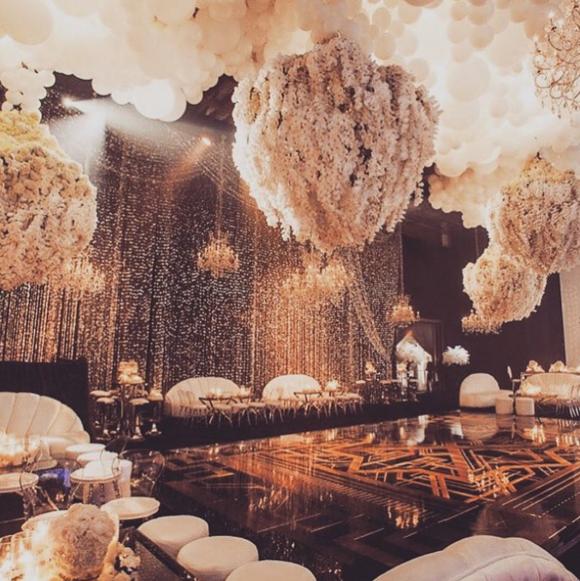 Gatsby Une Décoration De Mariage Inspirée Des Années: Décoration Art Déco, Années 20