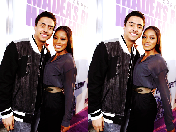 Apr 2015 - 2 min - Uploaded by C NikkyKeke Palmer and Quincy Brown spoke to Cherise Nicole (CNikky.com) about Brotherly Love.