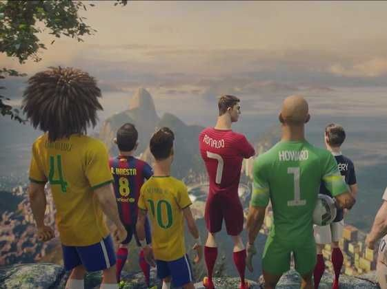 Nike Created This 5-Minute Animated Ad for the World Cup – But the Ending  is the Best Part!  Nike  WorldCup  FIFA efe743ce0a5a