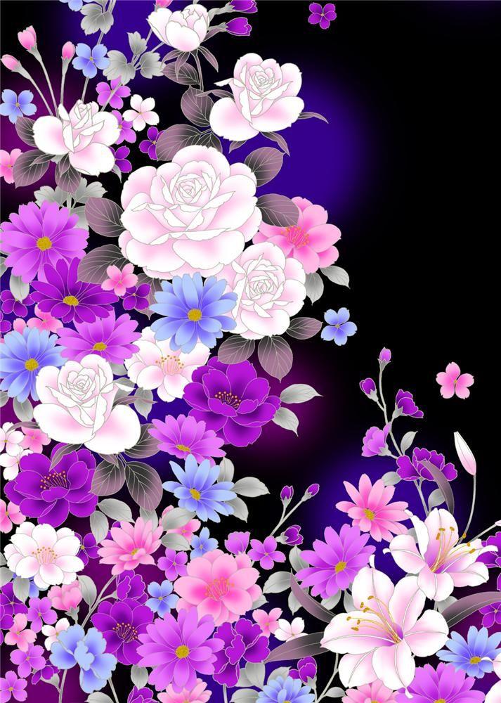 Красивые картинки на телефон самсунг цветы