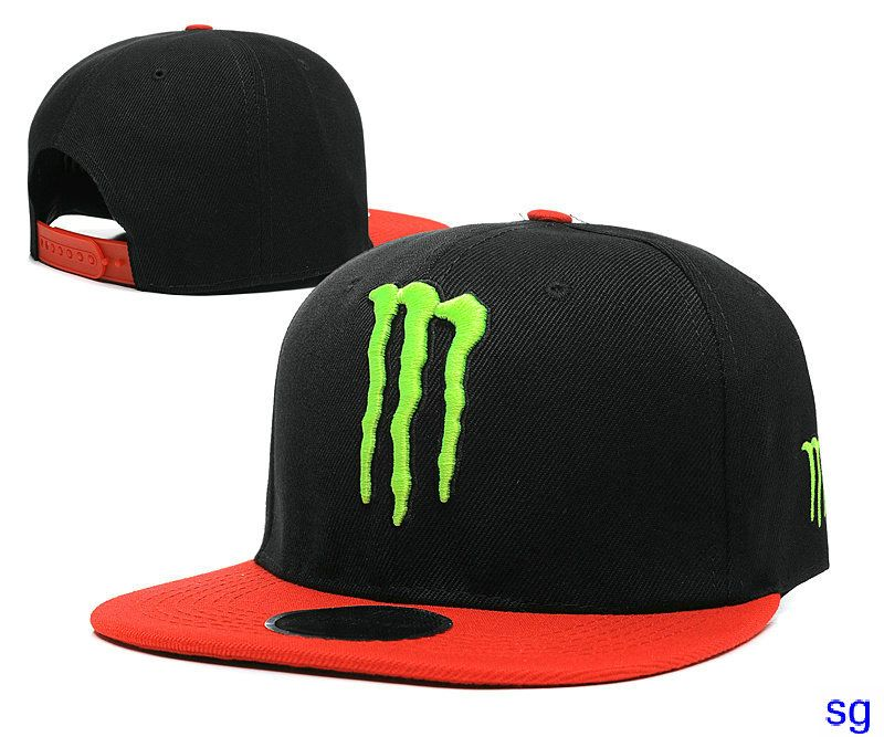 Hip Hop Gorras Planas Monster Energy  59aa5cf0bbe
