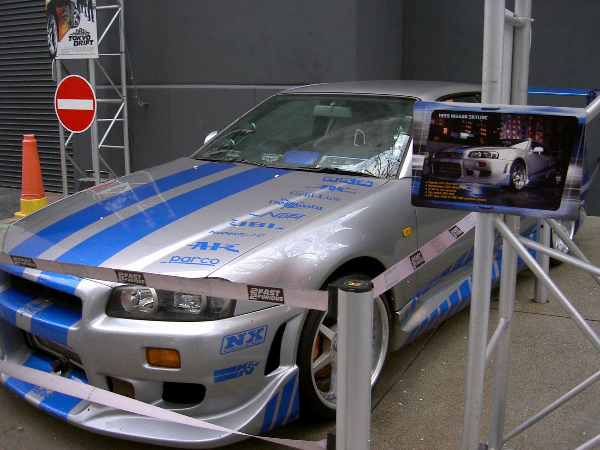 Fast And Furious Coloring Sheets Beautiful File Nissan Skyline 2 Fast 2 Furious Jpg Wikimedia Mons Nissan Skyline Skyline Gtr R34 Nissan Skyline Gtr