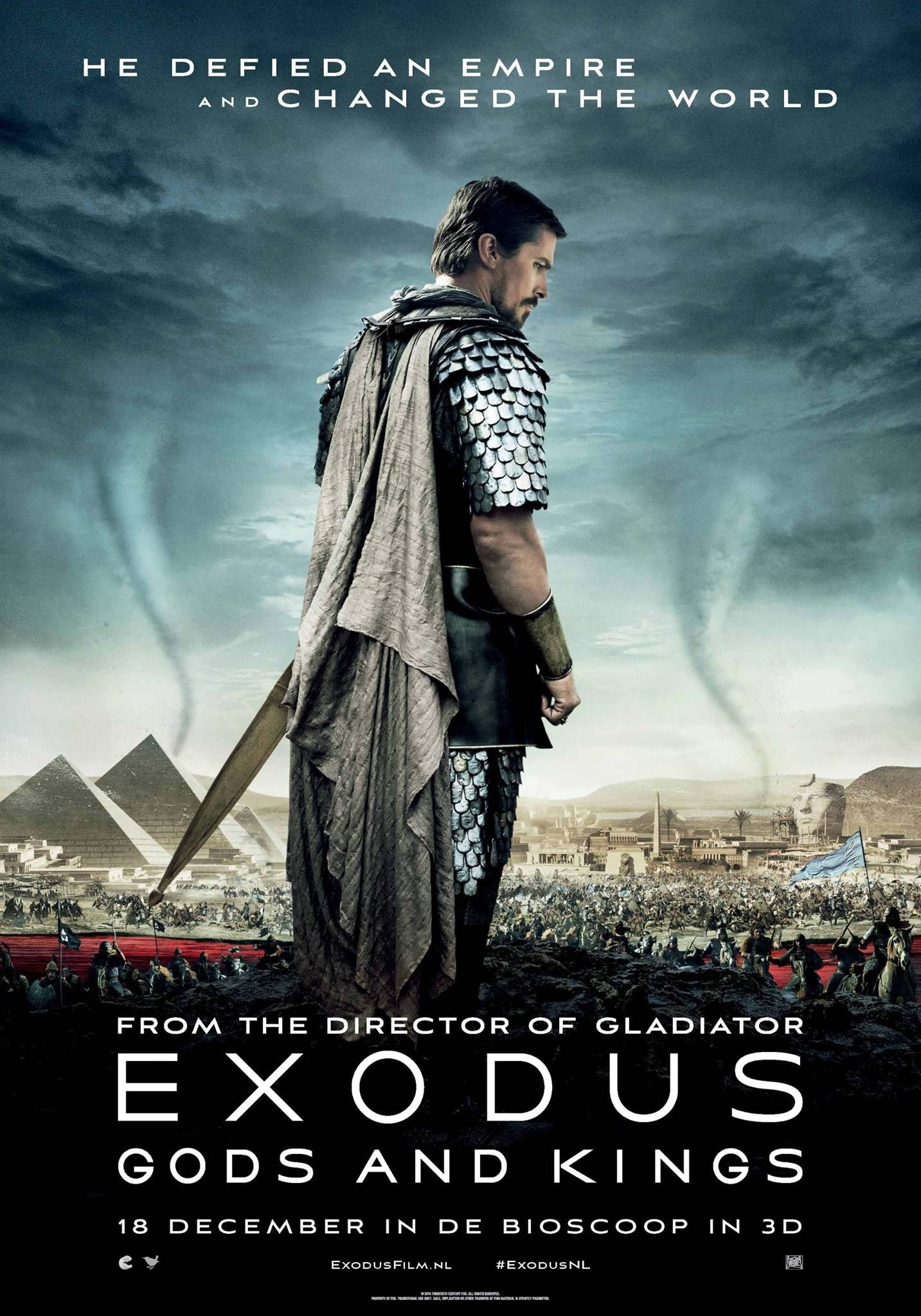 Return To The Main Poster Page For Exodus Gods And Kings Film