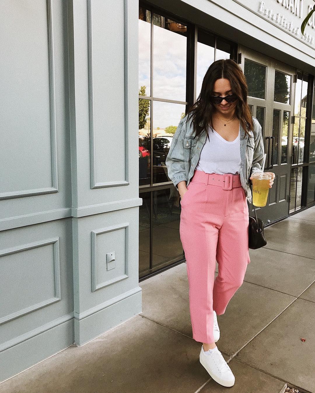 Estos Son Los Pantalones De Zara Que Estan Arrasando En Instagram Ropa De Moda Moda De Ropa Pantalones De Vestir Mujer