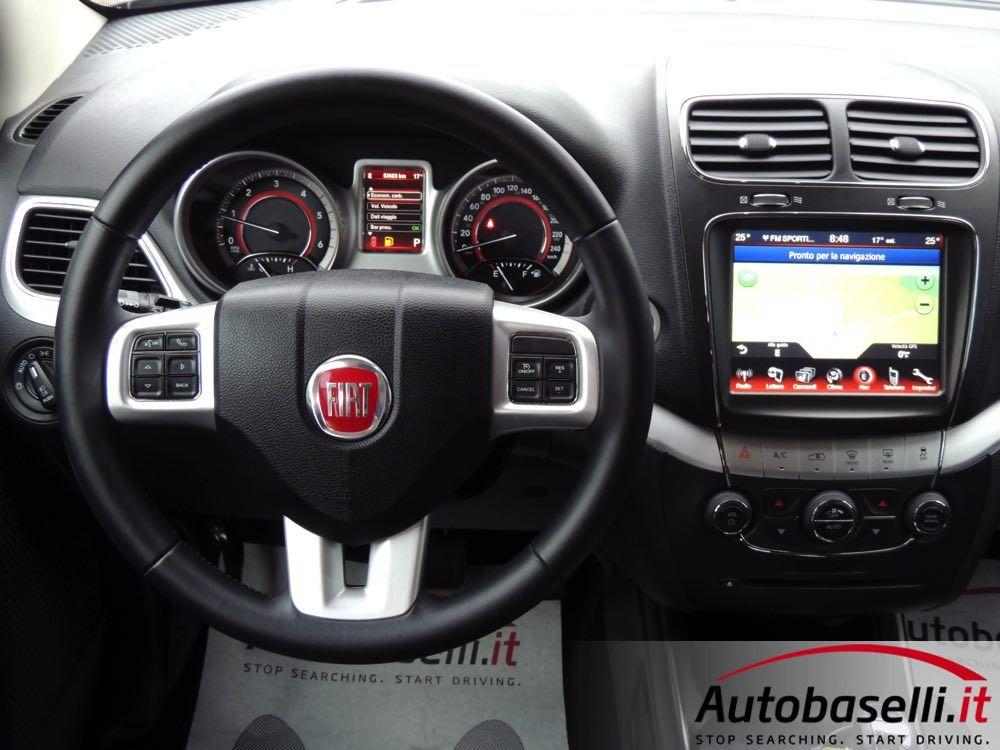 Fiat Freemont 2 0 Mjt Awd Lounge Automatica 7 Posti Navigatore
