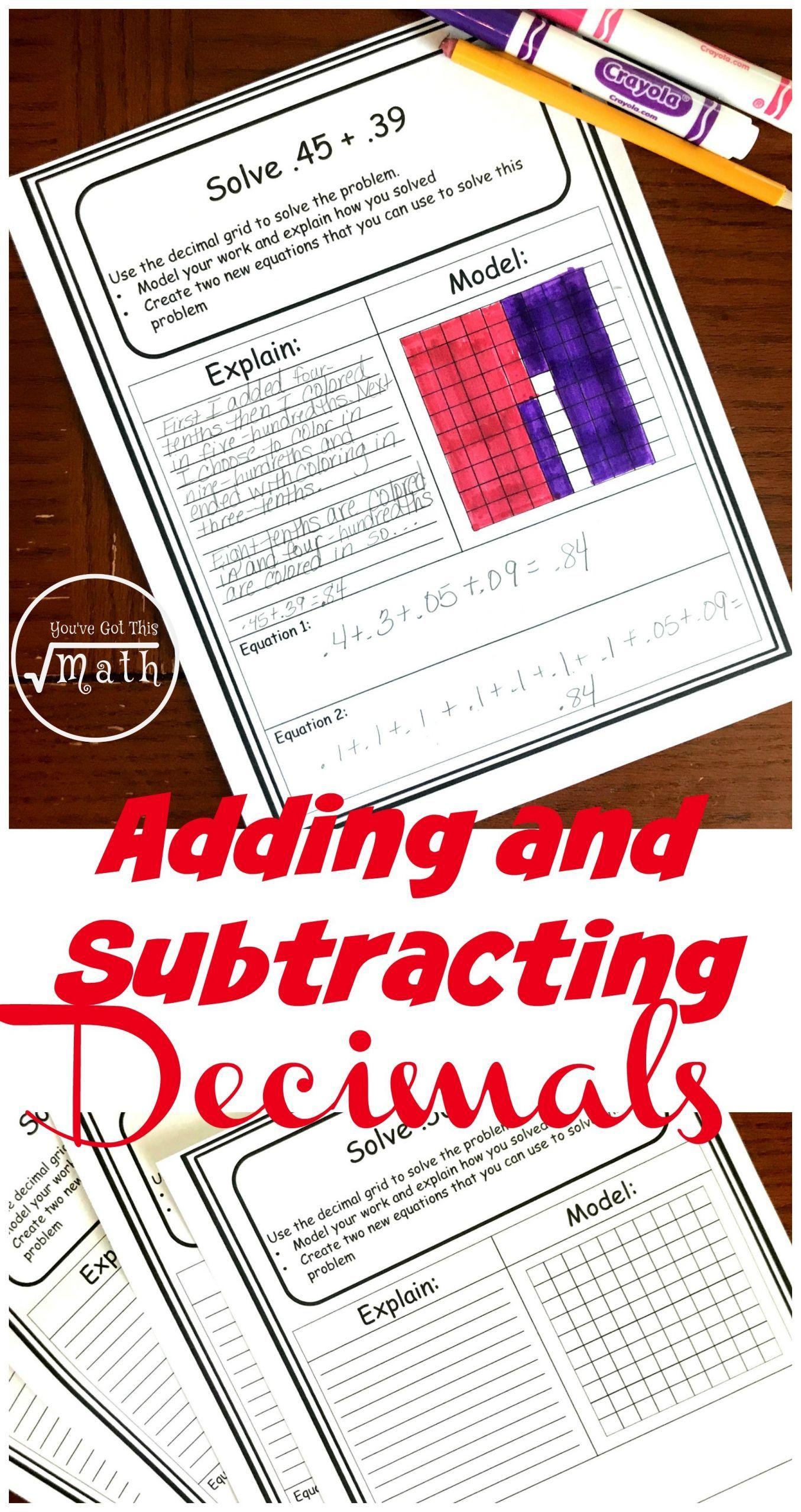6 Official Fun Math Worksheets 5th Grade