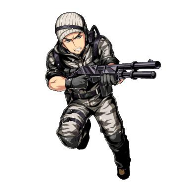 Chris Redfield 2 Biohazard Clan Master Rerevelations Resident Evil Personagem Personagens